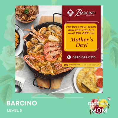 Mother's Day at Barcino