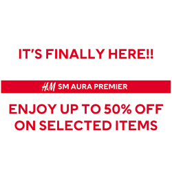 Enjoy up to 50% OFF on selected items at H&M